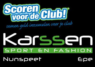 Toffe prijs van Karssen Sport