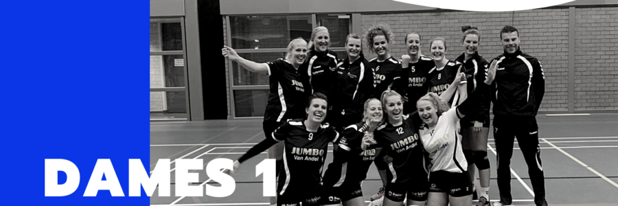 Dames 1 als sportiefste team van start