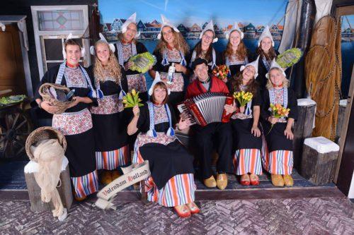 Dames 1 Volendam