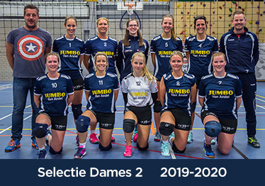Dames 2: Twee vingers in de neus! Of in de lucht?