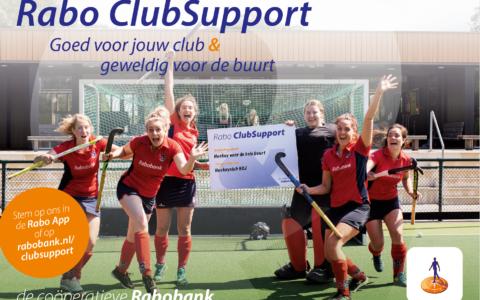 Rabo ClubSupport: stem en steun ORMI!